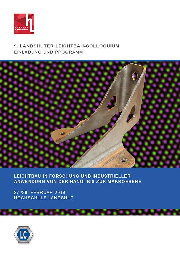 Landshuter Leichtbau-Colloquium LLC 2019